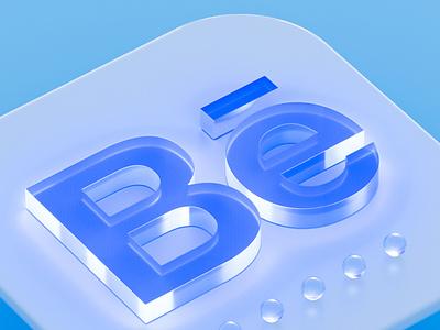 bechance 3D app icon minimal ios icons app icon app icon ios icon app cinema4d 3d animation 3d art logo branding 3d