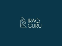 Iraq Guru logo design