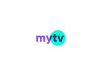 mytv logo design