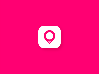 Location app icon