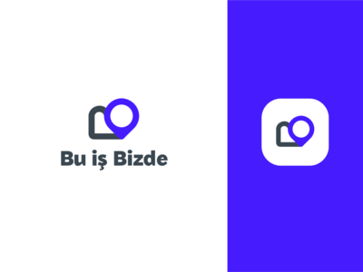 Bu is Bizde logo concept