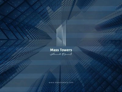 Mass Towers brand identity and logo design