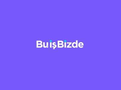 Bu is Bizde service listing / directory app branding design