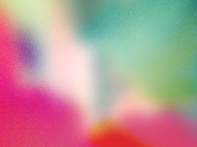 Warm colorful abstract grainy gradient blur retro