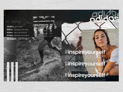 Adidas _ #inspireyourself