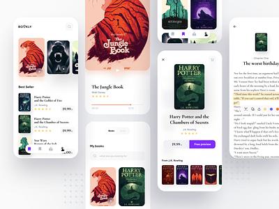 e books app trend dribbble flat illustration reading books minimal ios dashboard design app ux ui