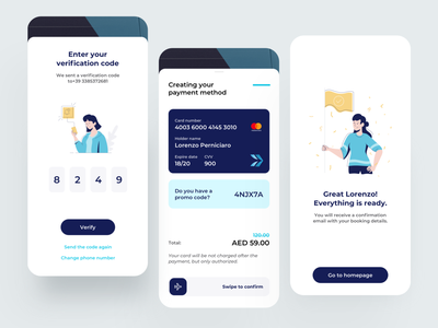Travel bags App 2 trend otp illustrations booking payment travel app travel material flat illustration dribbble minimal ios dashboard ux design app ui