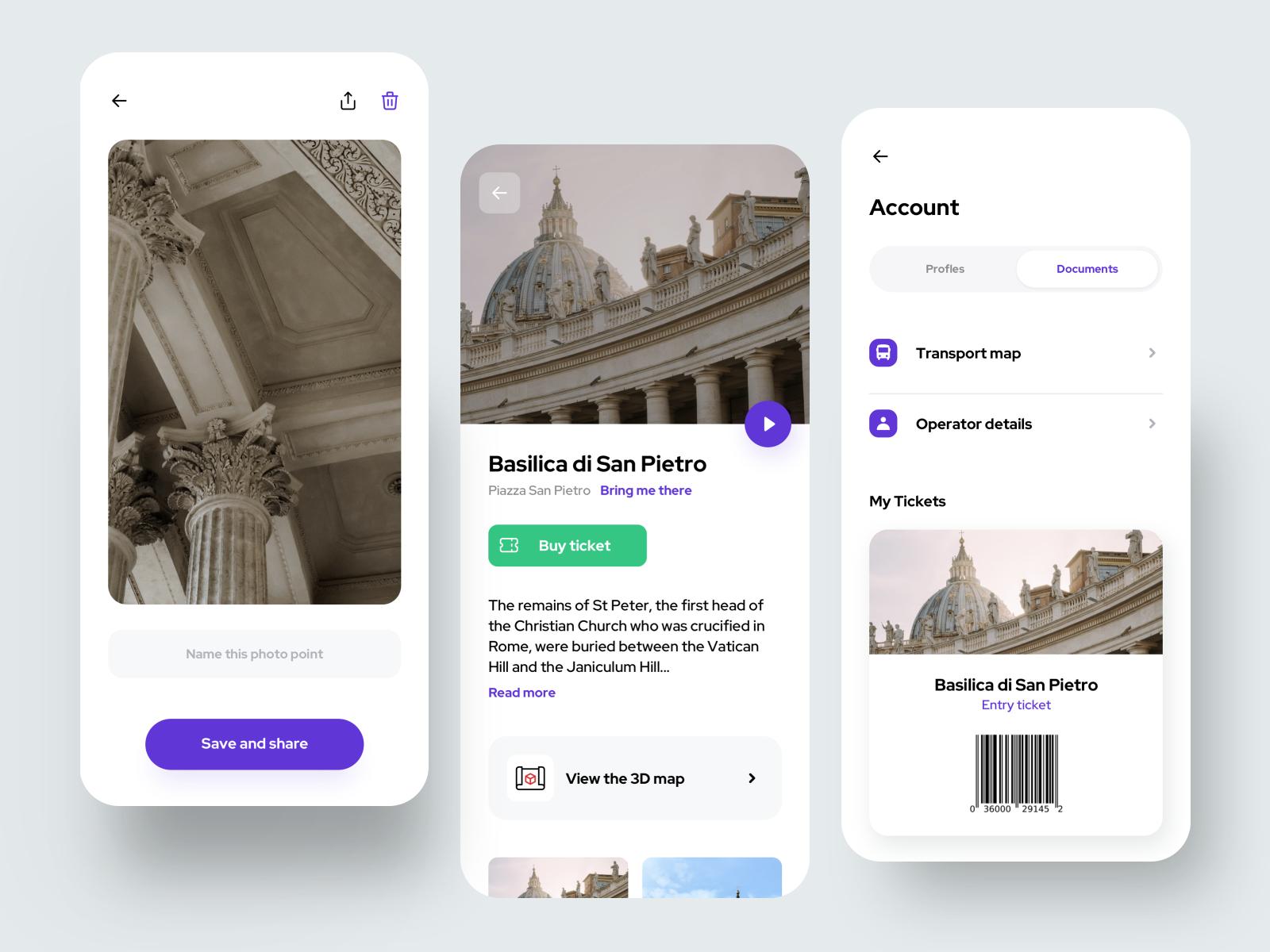 Travel App (Details)