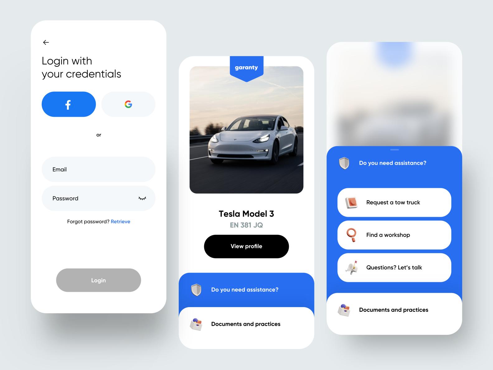 Car Warranty App