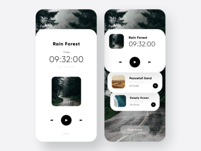 Relax Player App