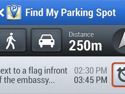 Car.locator find.spot v2.1