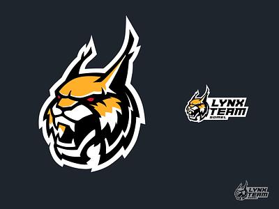 LYNX TEAM gomel mma lynx logotype logo sport