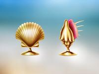 Shells Cups
