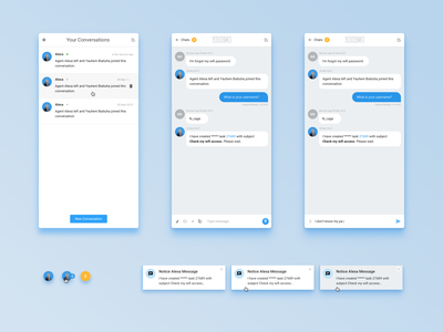 chat chat interface ui