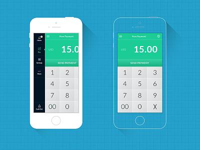 Payment App Duel pay payment app ios 7 app
