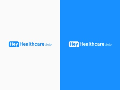 Hey Healthcare Beta Logo