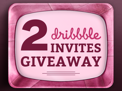 how to get an invitation to dribbble
