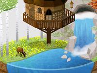 Website redesign! A mini world
