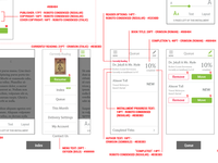Rooster App notes