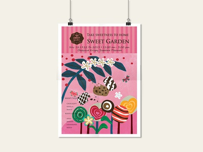 SweetGarden Poster