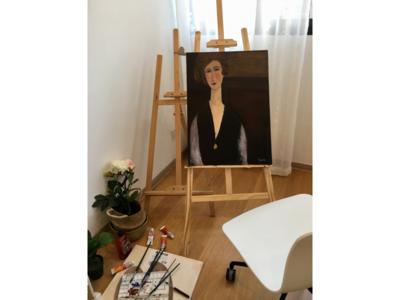 ❤️Show respect to Modigliani ❤️