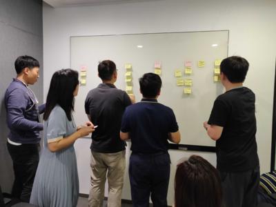 Design Sprint - Day 1