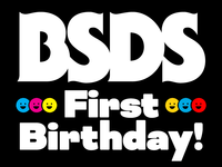 HAPPY BIRTHDAY, BSDS