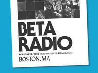 Beta Radio in Boston!