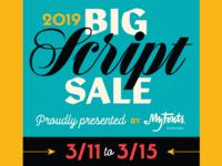Big Script Sale 2019