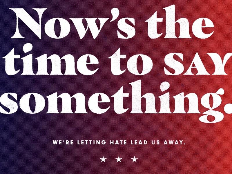 Song for Congress No. 3 futura masqualero kindness usa patriotism america design type typography halftone illustration