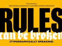 5 Sneaky Typography Errors
