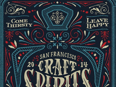Craft Spirits Carnival 2014