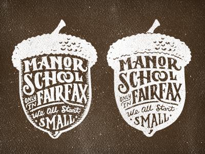 Manor acorn