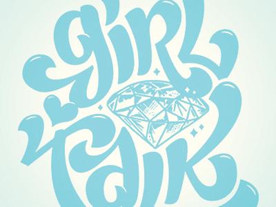 Girl talk logotype 02