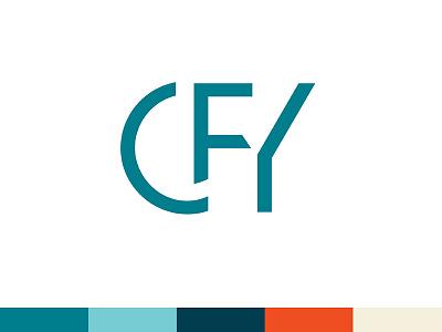 CFY Monogram ligature monogram logotype logo