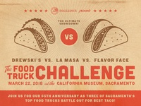 Food Truck Challenge Taco Battle