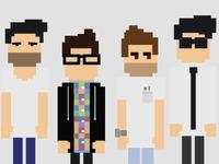 8 Bit characters