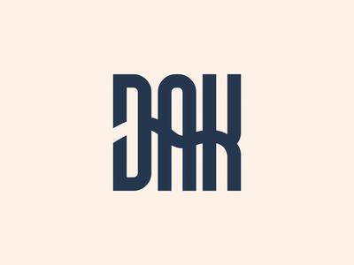 DAK logotype