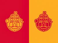 Vilnius sticker