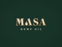 Masa Hemp Oil