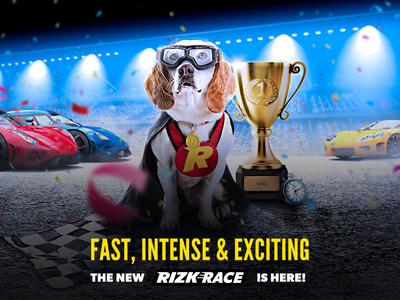 Rizk Race Photo Manipulation Malta Maltese photoshop composition photo manipulation casino photo manipulation