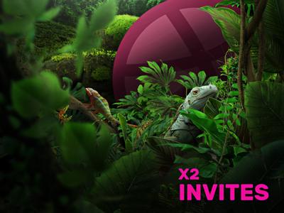 Dribble invites x2 dribble invite invite dribble invites