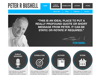 Peter Bushell - Homepage