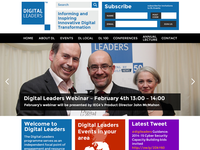 Digital Leaders Homepage