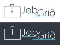 Jobgrid Logo Concept 2