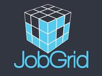 Jobgrid Logo Concept 03b