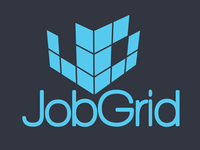 Jobgrid Logo Concept 03d
