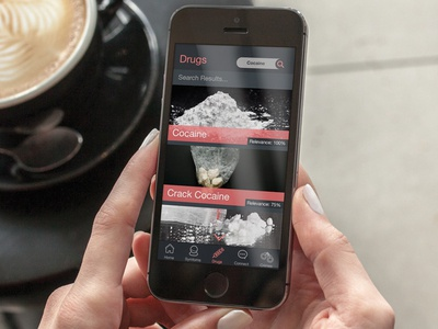 DrugSign App - Search Reults