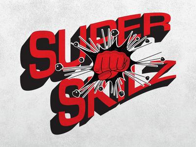 SuperSkilz Logo version 2