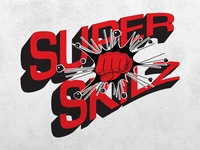 SuperSkilz Logo version 2